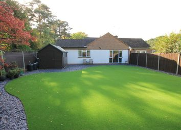 Thumbnail 3 bed semi-detached bungalow for sale in Bellew Road, Deepcut, Camberley