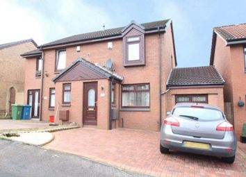 Thumbnail 3 bedroom semi-detached house for sale in Pencaitland Place, Summerston, Glasgow