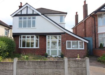 Thumbnail 3 bed detached house for sale in Highfield Road, Nuthall, Nottingham