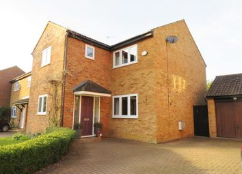 Thumbnail 4 bed detached house for sale in Browns Way, Aspley Guise, Milton Keynes