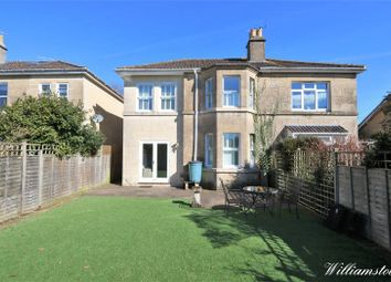Thumbnail 3 bed semi-detached house for sale in Williamstowe, Combe Down, Bath