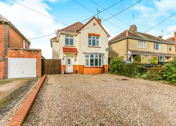 Thumbnail 4 bed detached house for sale in London Road, Raunds, Wellingborough