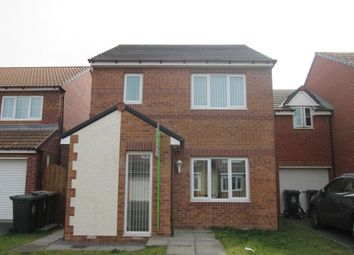 Thumbnail 3 bedroom detached house to rent in Alwin Close, Wallsend