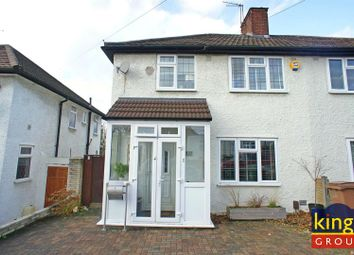 Thumbnail 3 bedroom semi-detached house for sale in Withy Mead, London