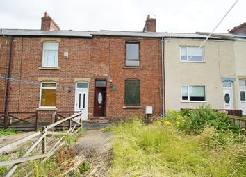 Thumbnail 3 bed terraced house for sale in Basic Cottages, Coxhoe, Durham