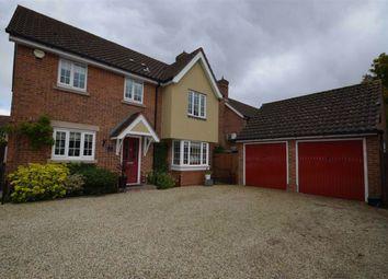 Hadley Grange, London Road, Harlow, Essex CM17. 4 bed detached house for sale