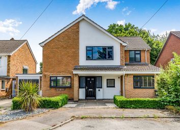 Thumbnail 4 bedroom detached house for sale in The Orchards, Newton, Rugby