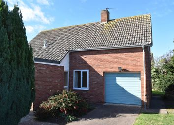 Thumbnail 4 bed detached house for sale in Huntham Close, Stoke St. Gregory, Taunton