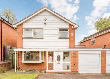Thumbnail 4 bed detached house for sale in Wheeleys Road, Edgbaston, Birmingham