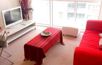 Thumbnail 1 bed flat to rent in Adriatic Apartments, London Canning Town, London - East London, England