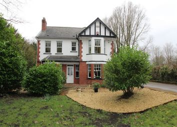 Thumbnail 6 bedroom detached house for sale in Newport Road, Llantarnam, Cwmbran, Torfaen