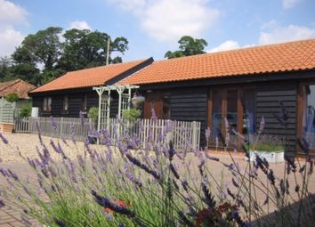 Thumbnail 3 bedroom barn conversion to rent in Russell Green, Wilby, Eye