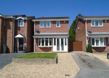 Thumbnail 3 bed property for sale in Greenwood Park, Hednesford, Cannock