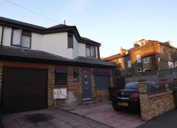Thumbnail 3 bed semi-detached house for sale in Grange Park Road, London