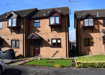 Thumbnail 2 bed semi-detached house for sale in Churchill Court, Long Sutton