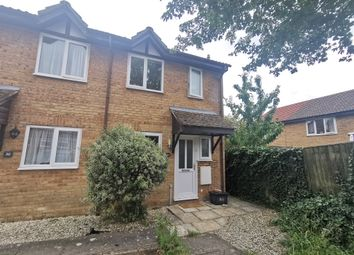 Thumbnail 2 bed end terrace house for sale in Hayward Close, Pewsham, Chippenham
