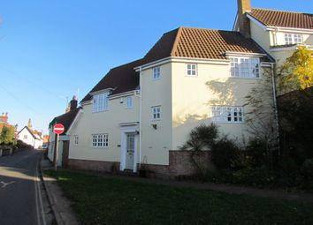 Thumbnail 3 bed link-detached house for sale in Chediston Street, Halesworth