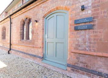 Thumbnail 2 bedroom flat for sale in The Convent, Baddesley Clinton, Solihull