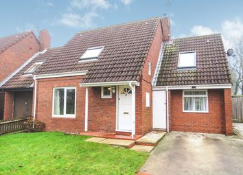 Thumbnail 4 bedroom link-detached house for sale in White Cross Way, Full Sutton, York