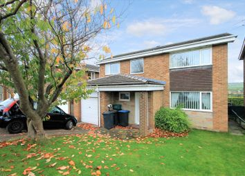 Thumbnail 4 bed detached house for sale in Thornley Close, Durham