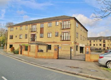 Thumbnail 2 bed flat for sale in Riverside House, Wandle Road, Morden