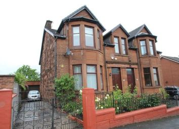 Thumbnail 4 bed semi-detached house for sale in Hillview Street, Glasgow, Lanarkshire
