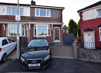 Thumbnail 2 bed semi-detached house for sale in Strathmore Avenue, Denton, Manchester