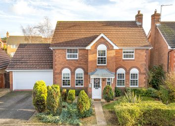 Thumbnail 4 bed detached house for sale in Milton Way, Sleaford