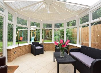 Thumbnail 4 bed detached house for sale in Ambleside, Epping, Essex