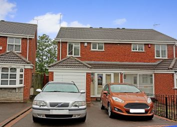Thumbnail 3 bedroom semi-detached house for sale in Arundel Drive, Oldbury