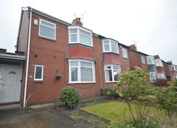 Thumbnail 2 bed semi-detached house for sale in Sunlea Avenue, North Shields