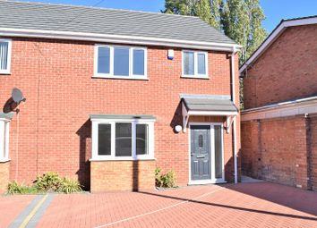 Thumbnail 3 bed end terrace house for sale in Patricia Avenue, Birmingham, West Midlands.
