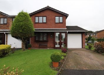 Thumbnail 3 bed property for sale in Fell View Close, Preston