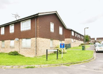 Thumbnail 2 bed flat for sale in Saxon Close, Cricklade, Wiltshire.
