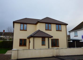 Thumbnail 3 bed detached house for sale in Bulwark Avenue, Bulwark, Chepstow