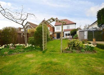 Thumbnail 4 bed detached house for sale in Elm Grove, Thorpe Bay, Essex