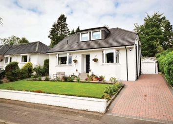 Thumbnail 4 bed property for sale in Poplar Avenue, Newton Mearns, Glasgow