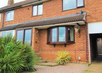 3 bed terraced house for sale in Speedwell Road, Ipswich IP2