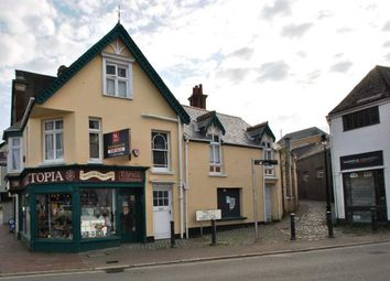 Thumbnail Retail premises for sale in Boutport Street, Barnstaple, Devon