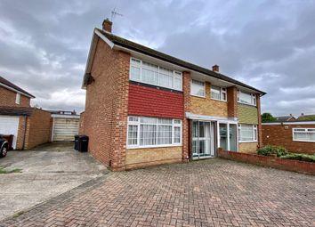 3 bed semi-detached house for sale in Vigilant Way, Gravesend DA12