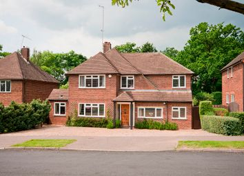 Thumbnail 4 bed detached house for sale in Bishops Avenue, Eastbury Farm, Northwood