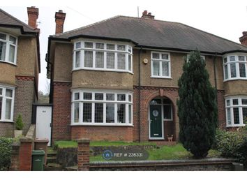 Thumbnail 4 bed semi-detached house to rent in Old Bedford Road, Luton