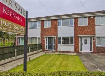 Thumbnail 3 bed mews house for sale in Hulme Road, Leigh, Lancashire