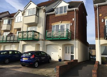 Thumbnail 1 bed town house to rent in Pacific Close, Ocean Village Southampton