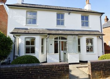 Thumbnail 4 bed detached house to rent in Linden Road, Leatherhead