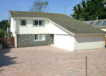 Thumbnail 4 bed detached house for sale in Les Querites, Castel, Guernsey