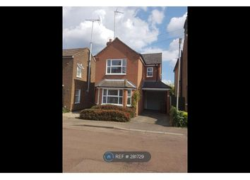 Thumbnail 3 bed detached house to rent in Necton Road, St Albans