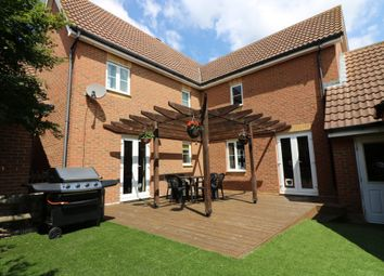 Thumbnail 4 bed barn conversion to rent in Pippin Close, Ash, Kent.