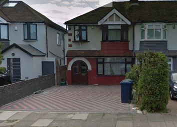 Thumbnail 3 bed semi-detached house to rent in Castle Road, Northolt