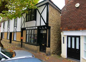 Thumbnail 2 bed cottage for sale in Old Forge Cottage, High Street, Brasted, Westerham